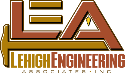 Lehigh Engineering Associates Sticky Logo Retina